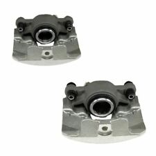 For Audi A4 2007-2015 Front Brake Calipers Pair 320mm Discs