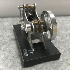 Live Vacuum Engine Model Hot Air Stirling Engine Model Flame Eater Motor Engine