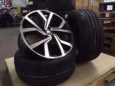 "18"" CLUBSPORT Style Alloy Wheels + TYRES VW GOLF/ SKODA/ CADDY/ TOURAN/ A3"