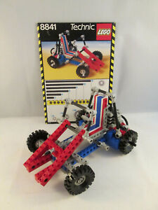Lego Technic - 8841 Dune Buggy Desert Racer Off-Road Race Model