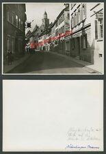 """Orig Photo Überlingen Münster BREWERY HOTEL """"zuzm OX"""" Car Retail 1939"""