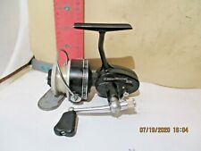 GARCIA MITCHELL 308 SPINNING REEL - MADE IN FRANCE , WORKS FINE!