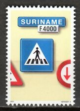 Suriname - 2001 Road Signs (VIII) -  Mi. 1804 MNH