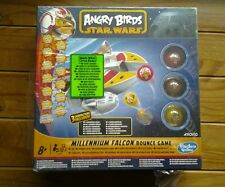 STAR WARS - ANGRY BIRDS - MILLENIUM FALCON BOUNCE GAME... NEW/SEALED...Hasbro..