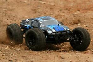 FTX CARNAGE 1/10 BRUSHLESS TRUCK 4WD RTR W/LIPO & CHARGER FTX5543