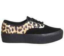 Zapatillas deportivas de mujer de leopardo