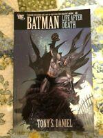 Batman: Life after Death by Tony S. Daniel (DC TPB) OOP
