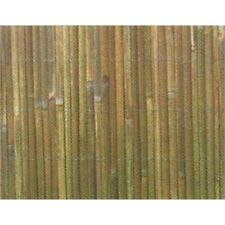 Eden 1 x 3m Bamboo Slat Fence Screening