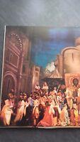 Folleto Clásico Opera / El Bolshoi DE Ópera De París 1969 Tbe