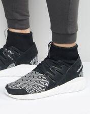 best website 5159b 7291a  160 ADIDAS TUBULAR DOOM PRIMEKNIT PK Black White S80096 Men s 9.5 Shoes  Sneaker