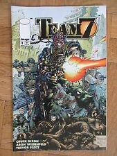 TEAM 7 #1 IMAGE COMICS VERY FINE  (W13)