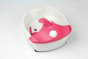 Electric Vibrating Wet Bath Foot Spa Infrared Massager Pedicure Footspa Soothing