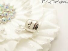 Authentic PANDORA Sterling Silver LOVE Chinese Symbol Charm 790193 RETIRED