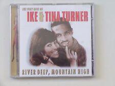 Ike & Tina Turner – The Very Best Of Ike & Tina Turner [CD] 1999