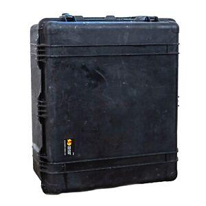 Pelican 1690 Case No Foam, Watertight Polymer O-Ring Padlock Protectors