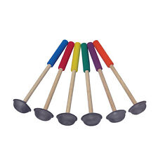 Mushroom Paddles Set of 6