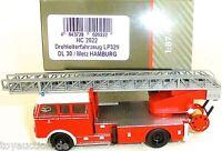 Drehleiterfahrzeug LP329 DL30 Metz HAMBURG HEICO HC2022 OVP NEU   µ
