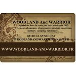 Woodland and Warrior