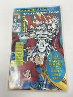 The Uncanny X-Men #296 Marvel January 1993 White Pages VF/NM Comic BookSealed