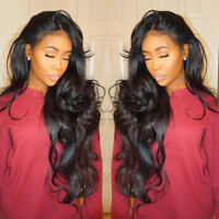 """26"""" Synthetic Hair Full Wigs Cosplay Long Wavy Wig Heat Resistant Lace Front Wig"""