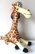 "Madagascar 3 MELMIN GIRAFFE 15"" Licensed Plush Stuffed Animal .NEW. Dreamworks."