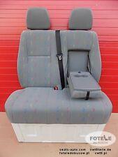VW Crafter Sitzbank Beifahrerbank | Double Bench Passenger Inca