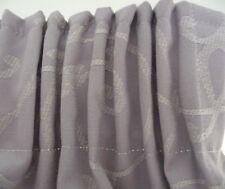 2 x 1.45m w x 1.30m drop (pair) Blockout Curtains Lavender Pencil Tape Bedroom