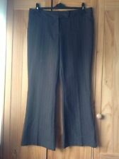 F&F Straight Leg Tailored Trousers for Women