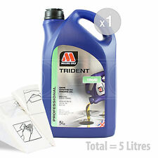 Car Engine Oil Service Kit / Pack 5 LITRES Millers TRIDENT 10w-40 5L