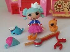 Lalaloopsy MINI Doll MARINA ANCHOR from Silly Funhouse Series 2 Accessories