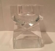 Oleg Cassini Glass Votive Candle Holders Accessories Ebay