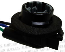 Back Up Lamp Socket fits 1989 Cadillac Commercial Chassis,Fleetwood  WVE BY NTK