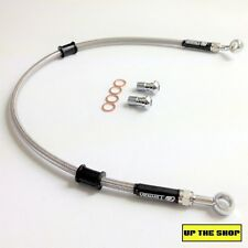 TRIUMPH 900 LEGEND 1998-01 VENHILL s/steel braided brake line hose rear