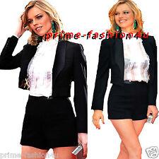 Dolce Gabbana Black Wool blend Satin belt Stretch Dress  Shorts