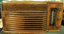 1946 VINTAGE PHILCO RADIO / PHONOGRAPH MODEL 46-1203 AS IS