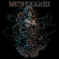 MESHUGGAH - THE VIOLENT SLEEP OF REASON - CD DIGIPACK NEW SEALED 2016