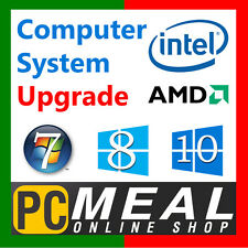 PCMeal Computer System Video Card Upgrade to RX 480 8GB 8192MB AMD Radeon ATI