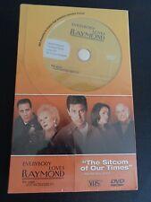 EVERYBODY LOVES RAYMOND Emmy FYC Promo DVD VHS Combo SEALED Set 2002 New