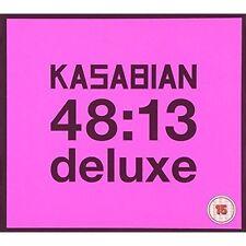KASABIAN 48:13 Deluxe CD/DVD BRAND NEW Digipak NTSC Region ALL