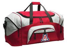 University of Arizona Duffle Bag Travel Duffel Suitcase