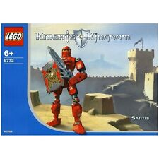 LEGO SET 8773 - SANTIS (CASTLE KNIGHTS KINGDOM 2), COMPLETE