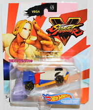 HOT WHEELS 2020 STREET FIGHTER MIX A VEGA #5/5 CHARACTER CARS W+
