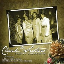THE CLARK SISTERS -  A Clark Family Christmas - *FACTORY SEALED - NEW CD*