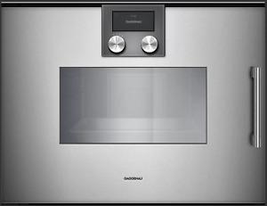 Gaggenau Combi Steam Oven BSP251110