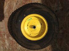 John Deere STX38 Riding Mower Rear Tire & Rim 18x8.50-8