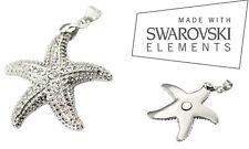 Energetix 4you Seestern Magnet Kettenanhänger Sabo mit Swarovski Crystals 3536