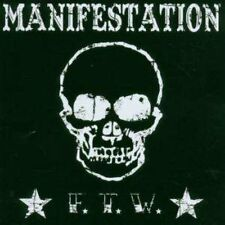 Manifestation - F.T.W. CD BLOOD FOR BLOOD DEATH BEFORE DISHONOR MADBALL