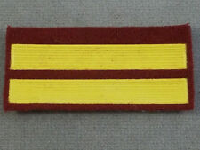 Russian / Soviet Army Officer Cadet Service Stripe For 2 Years