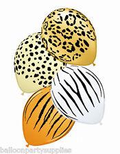 63.5x27.9cm Safari palloncini assortiti disegni e colori