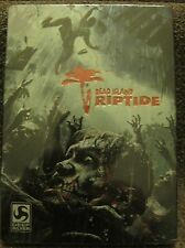 "New! Dead Island Riptide - Collectible ""G1"" Steelbook Case (Game Not Included)"